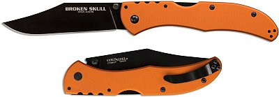 Cold Steel Broken Skull I Orange