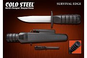 Cold Steel Survival Edge Orange